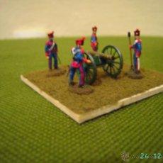 Hobbys: CAÑON FRANCES NAPOLEONICO.ESCALA 1/72.. Lote 54277244