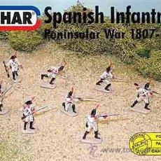 Hobbys: CAJA CON INFANTERÍA ESPAÑOLA GUERRA INDEPENDENCIA (1808-1814) DE EMHAR A ESCALA 1/72. Lote 176867680