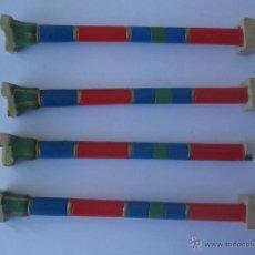 Hobbys: 4 COLUMNAS TECHO PALIO FARAONES ESCENAS ANTIGUO EGIPTO EDICIONES DEL PRADO EGIPCIOS .. Lote 156913202