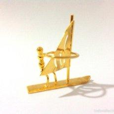 Hobbys: MINIATURA DE METAL - TABLA DE SURF - MINIATURAS. Lote 55195564