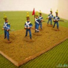 Hobbys: VOLTIGEURS FRANCESES DE LAS GUERRAS NAPOLEONICAS.ESCALA 1/72.. Lote 57012362