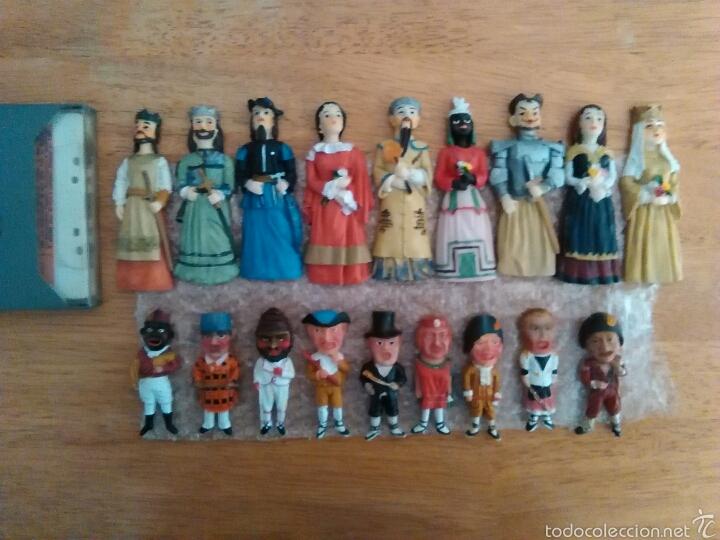 Gigantes Y Cabezudos Figuras Zaragoza Sold Through Direct Sale