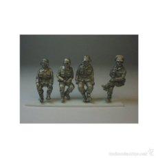 Hobbys: XAN MUNIATURES-1-72-HV02-SOLDADOS-ALEMANES-SENTADOS-EN-VEHICULOS-8-FIG . Lote 57645018