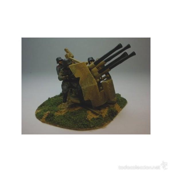 Hobbys: Xan Miniaturas 1/72 LFD10 Dotación para cañón antiaéreo de 20mm cuadruple? - Foto 2 - 57653332