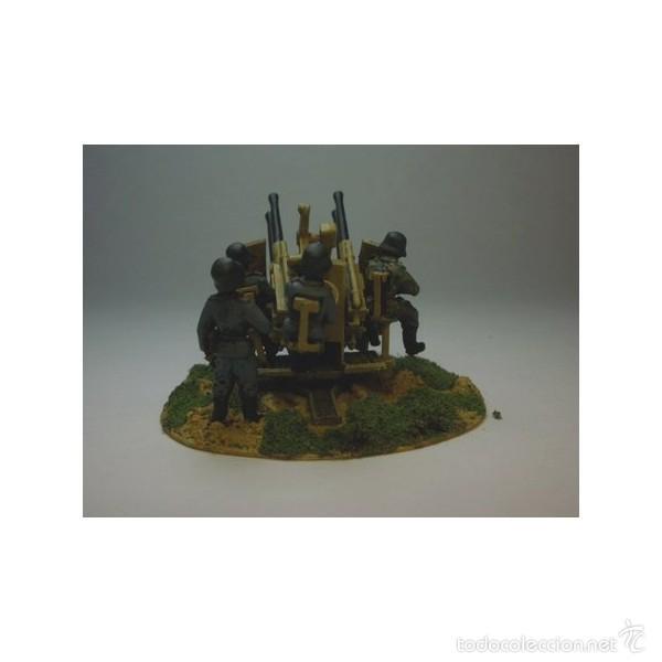 Hobbys: Xan Miniaturas 1/72 LFD10 Dotación para cañón antiaéreo de 20mm cuadruple? - Foto 3 - 57653332