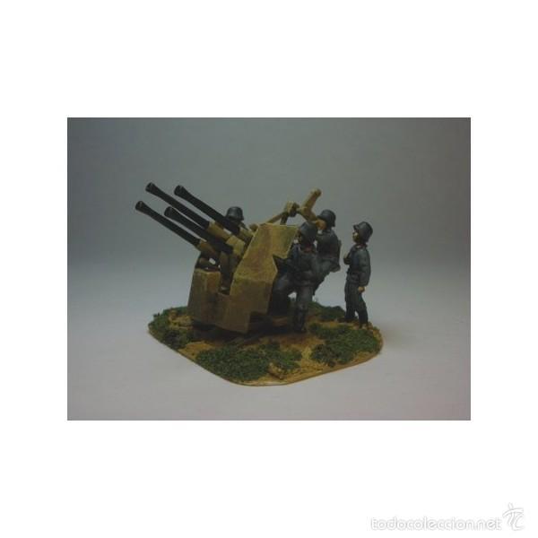 Hobbys: Xan Miniaturas 1/72 LFD10 Dotación para cañón antiaéreo de 20mm cuadruple? - Foto 4 - 57653332