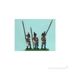 Hobbys: XAN MINIATURAS 15MM NB09 ENSIGN (3 FIG). Lote 57680838
