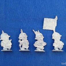 Hobbys: 6 FIGURAS CABEZONES INFANTERIA PRUSIANA SIN PINTAR FABRICADAS POR VICENTE MALLOL. Lote 58285554