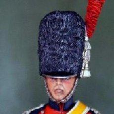 Hobbys: HISTOREX NEMROD BH13 GENDARME DE ELITE A CABALLO 1812 1/15 (BUSTO DE RESINA PARA PINTAR). Lote 64833983
