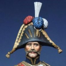 Hobbys: HISTOREX NEMROD BH17 TAMBOR MAYOR 1814 1/15 (BUSTO DE RESINA PARA PINTAR). Lote 64835559