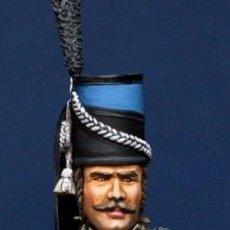 Hobbys: HISTOREX NEMROD BH19 HUSSARD 1791 1/15 (BUSTO DE RESINA PARA PINTAR). Lote 64835587