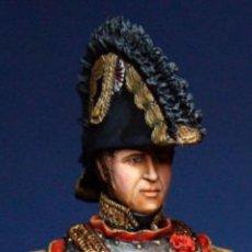 Hobbys: HISTOREX NEMROD BH29 GENERAL DE CORACEROS 1812 1/15 (BUSTO DE RESINA PARA PINTAR). Lote 64836111