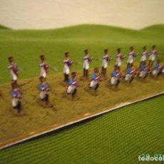 Hobbys: FUSILEROS FRANCESES DE LAS GUERRAS NAPOLEONICAS.ESCALA 1/72.. Lote 71805915