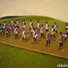Hobbys: DIORAMA FRANCES NAPOLEONICO.ESCALA 1/72.CD DE MARCHAS NAPOLEONICAS DE REGALO.. Lote 74963255