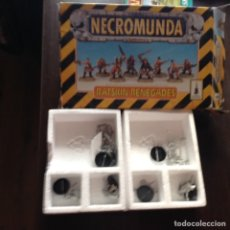 Hobbys: NECROMUNDA. RATSKIN RENEGADES.. Lote 78304271