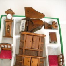 Hobbys: MUEBLES EN MINIATURA. Lote 78844533