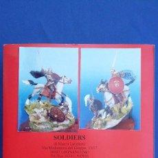 Hobbys: VIÑETA SIGFRIDO DE SOLDIERS MODELS 54 MM. Lote 80054525