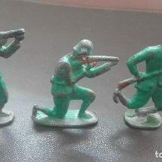 Hobbys: 3 SOLDADOS DE PLOMO, AÑOS 30. Lote 83477248
