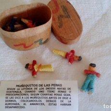 Hobbys: MUÑECOS QUITAPENAS. AMULETO MAYA.. Lote 94515998