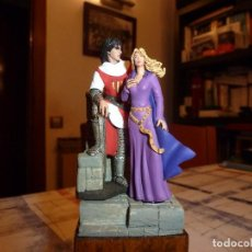 Hobbys: CAPITAN TRUENO Y SIGRID-60MM). Lote 100670799