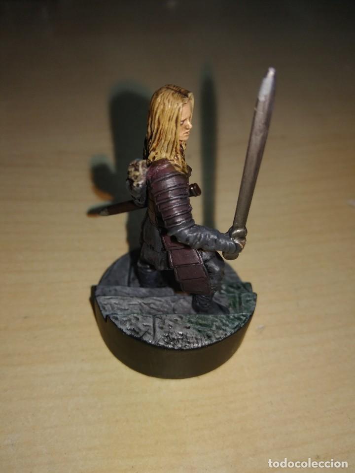Hobbys: El señor de los anillos figuras de plomo 130 HALETH - Foto 2 - 110907639