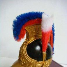 Hobbys: CASCO MILITAR EN MINIATURA -CSN-014- LIFE GUARDS,UK-1814-15 (#). Lote 156745337