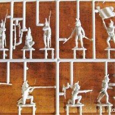 Hobbys: COLADA WATERLOO 1815 - DRAGONES A PIE FRANCESES NAPOLEONICOS - REF. 041. Lote 119927259