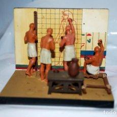 Hobbys: ESCENA ANTIGUO EGIPTO EDICIONES DEL PRADO: PINTURA DE JEROGLIFICOS. Lote 119307575