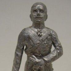 Hobbys: FIGURA, SOLDADO DE PLOMO ALYMER, REY ALFONSO XIII. Lote 121928003