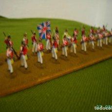 Hobbys: REGIMIENTO BRITANICO DE LAS GUERRAS NAPOLEONICAS.ESCALA 1/72.. Lote 121956531