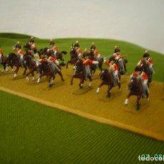 Hobbys: REGIMIENTO DE DRAGONES PESADOS BRITANICO GUERRA DE INDEPENDENCIA.ESCALA 1/72.. Lote 121957135