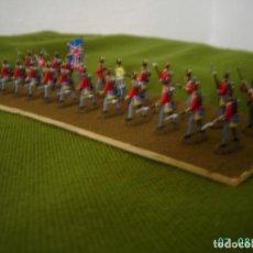 Hobbys: REGIMIENTO BRITANICO DE LAS GUERRAS NAPOLEONICAS.ESCALA 1/72.. Lote 121988175