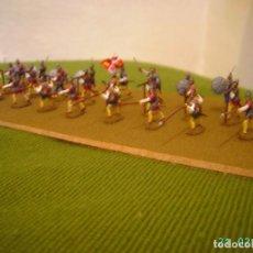 Hobbys: CONQUISTADORES ESPAÑOLES DEL EJERCITO DE HERNAN CORTES.ESCALA 1/72.. Lote 122014071