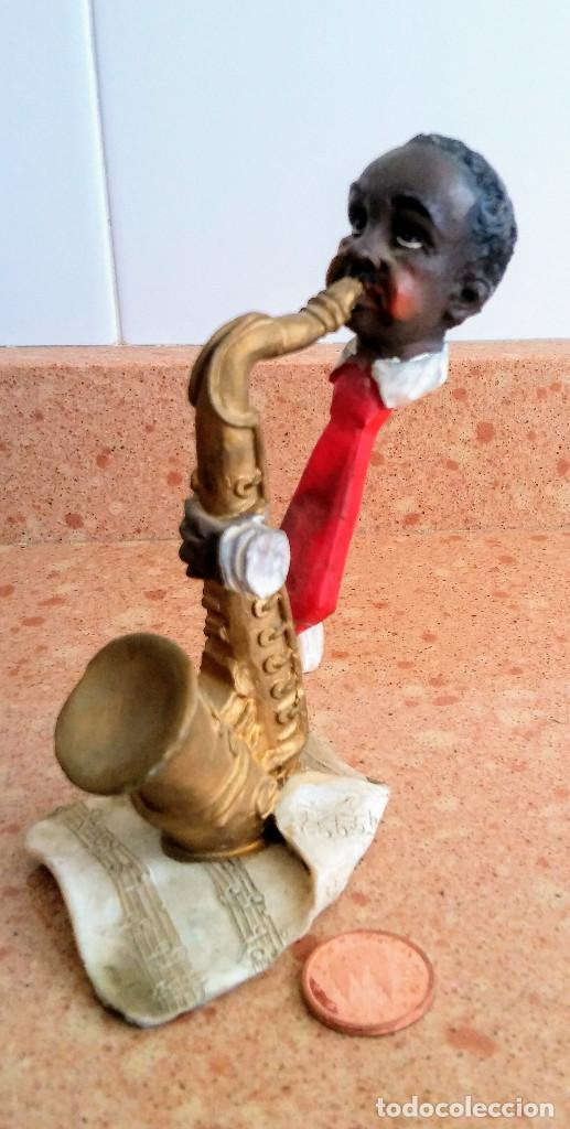 Hobbys: FIGURA ORIGINAL EN RESINA ARTE CONTEMPORANEO - Foto 4 - 126115735
