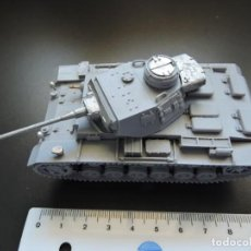 Hobbys: WARLORD GAMES - BOLT ACTION - TANQUE PANZER III - 28 MM.. Lote 135515722