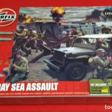 Hobbys: D-DAY SEA ASSAULT - AIRFIX - 1/72 - REF A50156. Lote 136257334