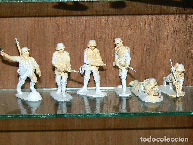 SOLDADOS ALEMANES 1ª GM 1:35 (Juguetes - Modelismo y Radiocontrol - Figuras en miniatura)