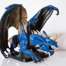 Hobbys: GARGANTUAN BLUE DRAGON - D&D ICONS - LIMITED EDITION. Lote 176458115