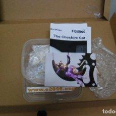 Hobbys: GARAGE KIT FIGURA DE RESINA ESCALA THE CHESHIRE CAT. Lote 144260286