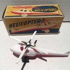 Hobbys: ANTIGUO HELICOPTERO. Lote 144279882