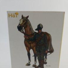 Hobbys: HAT WWI PRIMERA GUERRA MUNDIAL LIGHT HORSE AUSTRALIANOS, 8153, SOLDADITOS PLASTICO ESCALA 1/72.. Lote 146385144