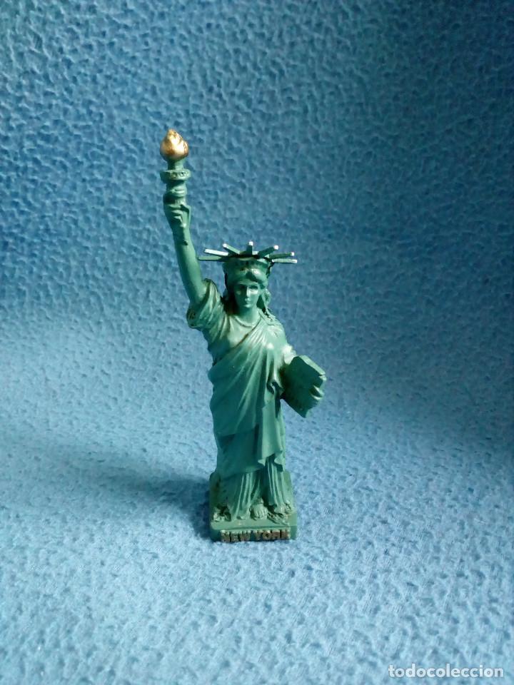 Hobbys: FIGURA DE CALIDAD DE LA ESTATUA DE LA LIBERTAD. NUEVA YORK, ESTADOS UNIDOS. - Foto 2 - 151689978