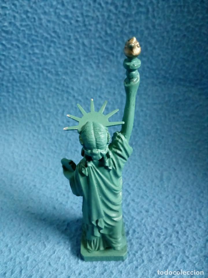 Hobbys: FIGURA DE CALIDAD DE LA ESTATUA DE LA LIBERTAD. NUEVA YORK, ESTADOS UNIDOS. - Foto 3 - 151689978