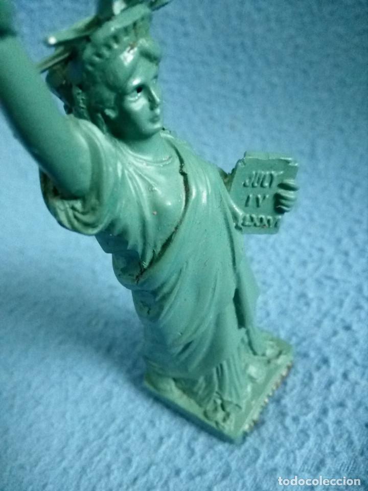Hobbys: FIGURA DE CALIDAD DE LA ESTATUA DE LA LIBERTAD. NUEVA YORK, ESTADOS UNIDOS. - Foto 4 - 151689978