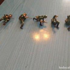 Hobbys: 10SOLDADOS DE 5 CM COMPRADOS EN EL ALCAZAR DE TOLEDO. Lote 154991994