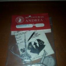 Hobbys: MINIATURA ANDREA. 54MMS5F1. SOLDADO ALEMÁN.. Lote 155684957