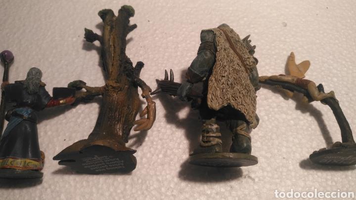 Hobbys: Lote de 4 figuras de plomo 1/32 colección del prado - Foto 2 - 155920140