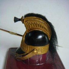 Hobbys: CASCO NAPOLEONICOS EN MINIATURA DE DRAGOON GUARDS U.K. 1815 CSN 004. Lote 156753382