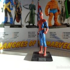 Hobbys: 40 FIGURAS DE PLOMO SUPER-HEROES MARVEL PINTADAS A MANO. Lote 160557374