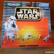 Hobbys: STAR WARS MICROMACHINES IMPERIAL STORMTROOPERS. Lote 165635982